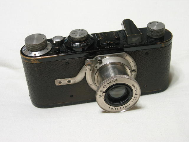 my old Leica